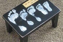 Crafts/Finger& Foot Prints