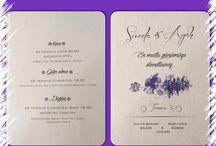 Rustik davetiye / Düğün davetiyesi wedding invitations instagram: @rustikdavetiye
