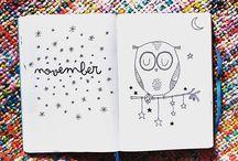 Design your journals