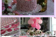 Birthday ideas for Hailey