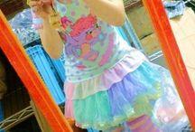 Pastel alt, fairy kei, decora, pastel goth