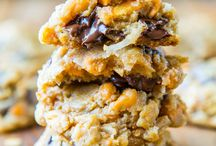 cookies and bars / by Kathy Thompson