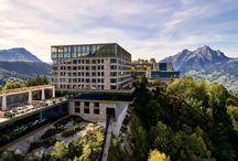 Bürgenstock Hotel, Obbürgen, Schweiz