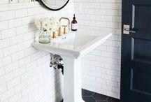 BATH / Inspiration for a dream bathroom.