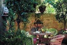 Garden e out places | Jardins e áreas externas / by Casa de Estar