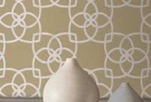 Refresh With Wallpaper / A collection of our favourite Wallpapers to refresh your decor..