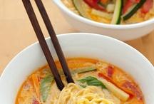 L'Asie dans l'assiette