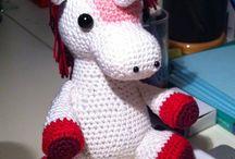 Crochet Unicorn | Einhorn häkeln