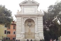 "fountain of fontanas / Water fountains around the world, mainly the beautiful ""fontanas"" in Italy."