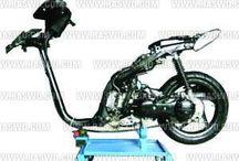 Trainer Sepeda Motor Honda Vario / Trainer Sepeda Motor Honda Vario