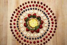 Food Organized Neatly