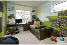Ideas for Hunters Room
