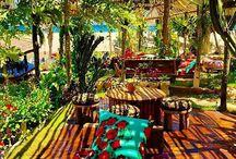 Beautiful Cozy Place For HangOut in Bali / Tempat Paling Asyik Buat Menikmati Sunset di Bali | cozy Place to Habing sunset in Bali