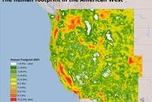 EcoWest Land Use / EcoWest.org graphics, maps, and other data visualizations illustrating land use trends in the American West.  / by Mitch Tobin