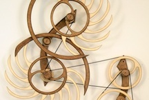 Kinetic Art Sculpture