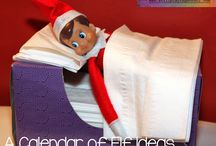 Elf on a shelf classroom ideas