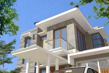 yenny widya house / rumah tinggal