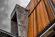 arch materiały/fasady