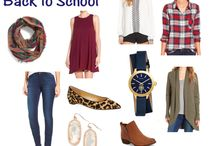 MY STYLE / Seasonal style trends and looks, clothing inspiration and outfit ideas