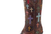 Cowboy Boots  / Every cowboy & cowgirl needs a pair. Actually everyone just needs a pair, no matter where you are from.
