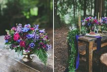 Wedding:  Enchanted Forest