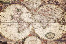 Városok, térképek