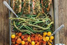 Oven Sheet Pan Recipes