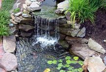 outdoor pond ideas