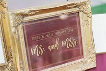 wedding - dekoracje