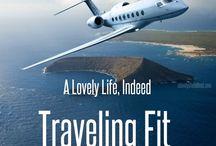 Honeymooners / Traveling around the world!