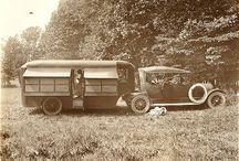 Vintage Trailers / Old school trailers from the Good 'Ol Days