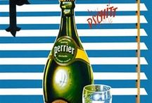 Affiche vintage mas