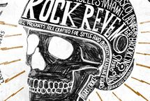 Rock art and graphics