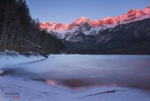 Lago di Tovel / un luogo spettacolare ... una magia chiamata Tovel