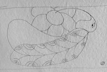 Drawings - Dean Power / Drawings by Landscape Artist, Dean Power. http://deanpower.me/tag/drawing/