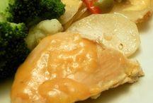 Food: Main Dishes