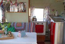 Caravan/interiors