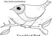 Badbird's Embroidery Patterns
