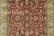 Exotic oriental rugs