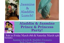 March Break Fun 2016 & Kid's Party Ideas / Looking for a unique event space and kids party place?  The Sultan's Tent offers daytime children parties!