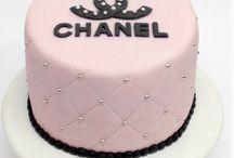 Decoration / Chanel cake