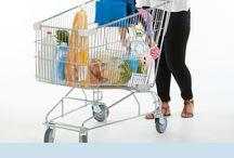Baby product - Mimihug / Este produto é a solução ideal para ir às compras com o seu bebé.  This product is the ideal solution to go shopping with your baby.  www.jasmilin.pt