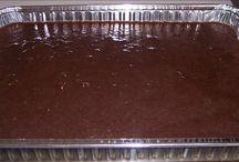 brownies & cupcakes / by Lisa Hubert