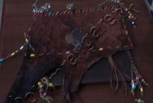 Deri Salaş Çanta--Shabby Leather Bag