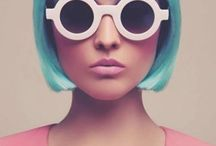 #lunettes / by Estelle Chauvey