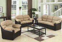 Living Room Furniture Sets / by Shalon Nagel