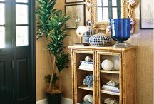 Exquisite Entryways and Foyers / These entryways are absolutely beautiful!