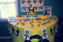 X-men Party Ideas