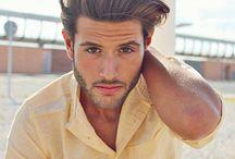Peinados y cortes de pelo masculinos