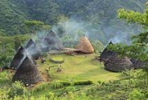 Indonesia Landscape photos / Indonesia on Camera
